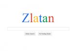 Nasce Zlatan, il motore di ricerca dedicato a Ibrahimovic