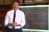 """Cultura umanista, la gaffe di Renzi non è da """"Buona Scuola"""""""