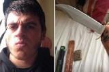 Ossessionato da Wolverine massacra la famiglia con coltelli e ascia