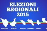 Elezioni Regionali 2015: risultati ufficiali DEFINITIVI, Pd 5 – Forza Italia 2