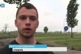 VIDEO Mattia Sangermano, il manifestante di TgCom24: 'L'Expo? Ci andrò con la scuola'