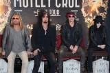 Mötley Crüe, l'ultimo tour: concerto a Milano il 10 novembre con Alice Cooper