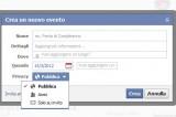 Invita gli amici alla sua festa con Facebook. Si presentano in 300