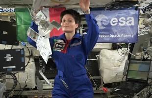 Video e streaming del rientro di Samantha Cristoforetti sulla Terra
