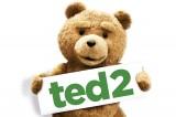 """L'irriverente orsacchiotto Ted ritorna al cinema con """"Ted 2″"""