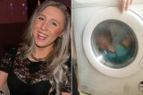 Chiude il figlio Down nella lavatrice. La foto choc sconvolge il web