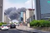 Napoli. Incendio in un capannone gestito da cinesi