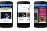 Google presenta AMP: notizie più veloci sullo smartphone