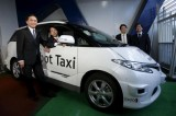 In Giappone arriva il taxi senza tassista