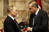 Erdogan invita Putin a Parigi per il dialogo, Mosca pretende le scuse