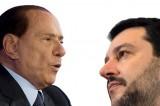 Salvini: quando diceva 'basta per sempre' a Berlusconi