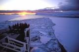 Natale in Antartide: a cena con ravioli, risotto e panettone