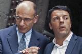 Banche, Renzi risponde alle accuse di Letta