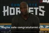 Nba: il saluto di Michael Jordan a Kobe Bryant
