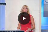 VIDEO Myrta Merlino protesta contro la censura delle statue di Roma