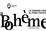 La Bohème al Foro Italico: l'ultima firma di Ettore Scola