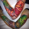 International Tattoo Expo, a Roma tutte le leggende del tatuaggio
