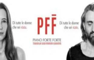 PFF-Trisonata per corpo femminile e pianoforte, un tour per l'Italia