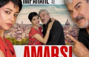 Al Cometa di Roma Imparare ad amarsi, brillante commedia con Pino Insegno